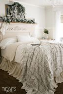 25 + That Will Motivate You Master Bedroom Ideas Rustic Farmhouse Style Bedding 24