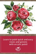 33 + Most Popular Ways To Watercolor Paintings Easy Step By Step Flower 20
