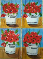 33 + Most Popular Ways To Watercolor Paintings Easy Step By Step Flower 63