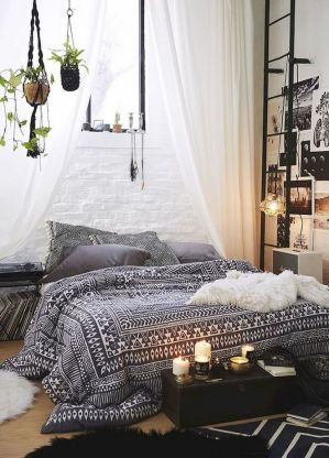 45+ Outstanding Millennial Small Master Bedroom Ideas On A Budget Diy Decor 16
