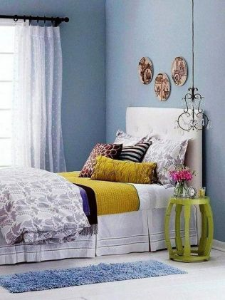 45+ Outstanding Millennial Small Master Bedroom Ideas On A Budget Diy Decor 2