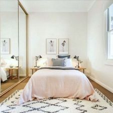 45+ Outstanding Millennial Small Master Bedroom Ideas On A Budget Diy Decor 29