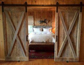 50+ Unbelievable Master Bedroom Ideas Rustic Farmhouse Style Decor 43