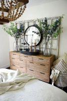 50+ Unbelievable Master Bedroom Ideas Rustic Farmhouse Style Decor 5