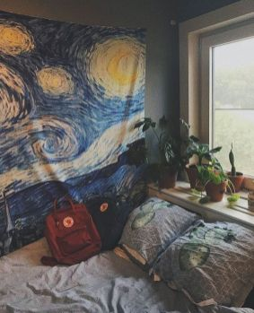 The One Thing To Do For Art Hoe Aesthetic Bedrooms 138