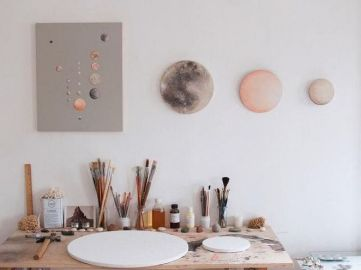 The One Thing To Do For Art Hoe Aesthetic Bedrooms 157
