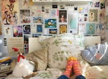 The One Thing To Do For Art Hoe Aesthetic Bedrooms 54