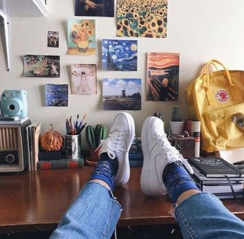 The One Thing To Do For Art Hoe Aesthetic Bedrooms 59