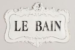 The Secret To French Country Bathroom 10