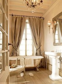The Secret To French Country Bathroom 89