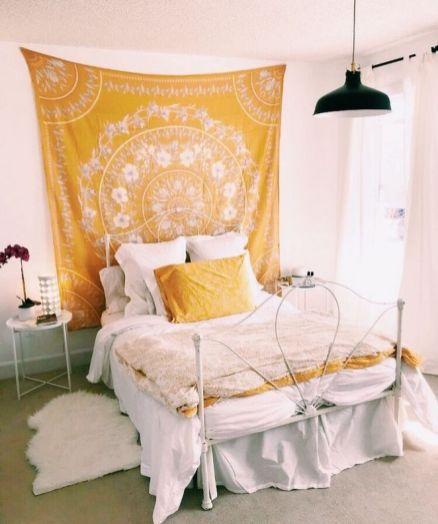 Top Yellow Aesthetic Bedroom Reviews! 7