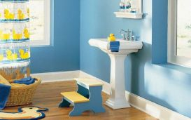 35+ The Appeal Of Yellow Bathroom Decor 202
