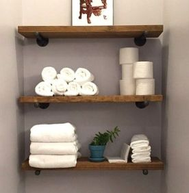 36+ Floating Shelves For Bathroom Reviews & Guide 121