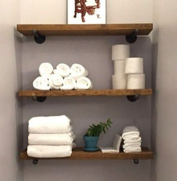 36+ Floating Shelves For Bathroom Reviews & Guide 121
