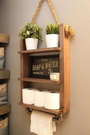 36+ Floating Shelves For Bathroom Reviews & Guide 229