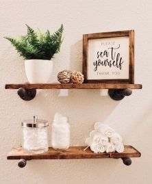 36+ Floating Shelves For Bathroom Reviews & Guide 302