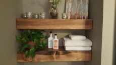 36+ Floating Shelves For Bathroom Reviews & Guide 326