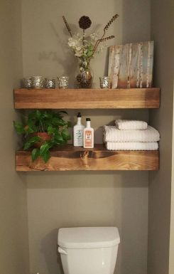 36+ Floating Shelves For Bathroom Reviews & Guide 81