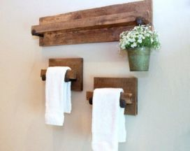 36+ Floating Shelves For Bathroom Reviews & Guide 90
