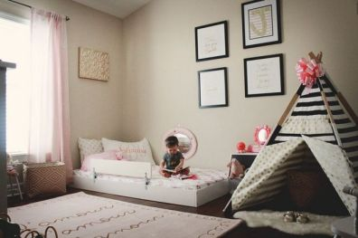 37+ What Montessori Bedroom Is And What It Is Not 12