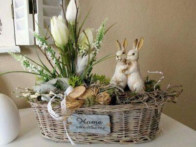 37+ Whispered Farmhouse Spring Decorating Secrets 27