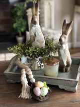 37+ Whispered Farmhouse Spring Decorating Secrets 323
