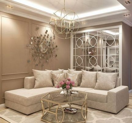 38+ The Simple Romantic Living Room Trap 109