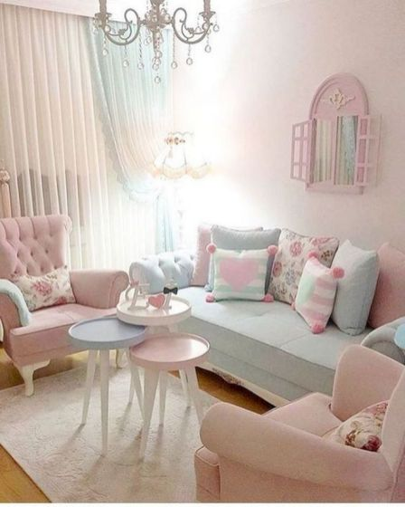 38+ The Simple Romantic Living Room Trap 165