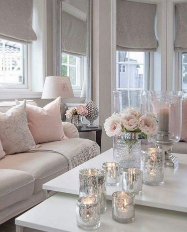 38+ The Simple Romantic Living Room Trap 182