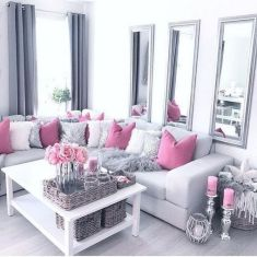 38+ The Simple Romantic Living Room Trap 207