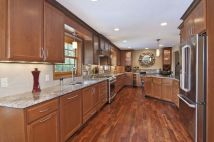 40+ Cherry Wood Kitchen Cabinets Options 171