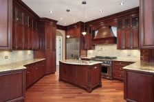 40+ Cherry Wood Kitchen Cabinets Options 173