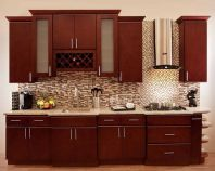 40+ Cherry Wood Kitchen Cabinets Options 241