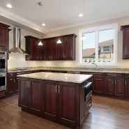40+ Cherry Wood Kitchen Cabinets Options 331