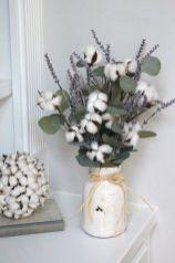 40+ Farmhouse Floral Arrangement , Ideas 144