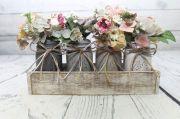 40+ Farmhouse Floral Arrangement , Ideas 225