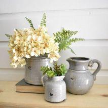 40+ Farmhouse Floral Arrangement , Ideas 236