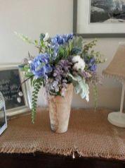 40+ Farmhouse Floral Arrangement , Ideas 65