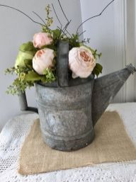 40+ Farmhouse Floral Arrangement , Ideas 75