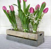 40+ Farmhouse Floral Arrangement , Ideas 92