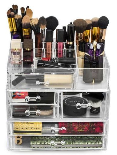40+ Secret Shortcuts To Makeup Organization Only The Pros Know 300