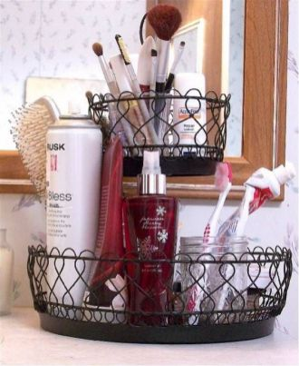 40+ Secret Shortcuts To Makeup Organization Only The Pros Know 48