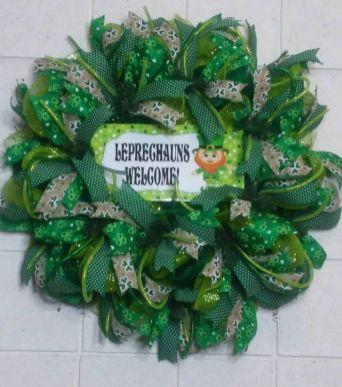 40+ Startling Information Regarding Leprechaun Decoration Front Doors Exposed 266