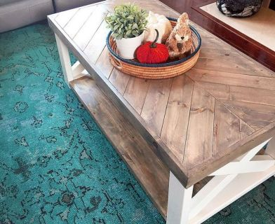 40+ Surprising Facts About Farmhouse Coffee Table Decor Uncov 263