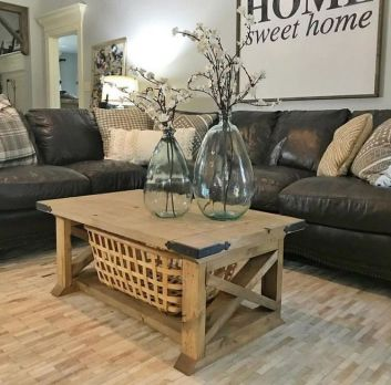 40+ Surprising Facts About Farmhouse Coffee Table Decor Uncov 75