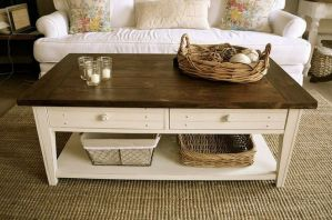 40+ Surprising Facts About Farmhouse Coffee Table Decor Uncov 93