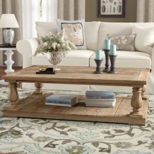 40+ Surprising Facts About Farmhouse Coffee Table Decor Uncov 98