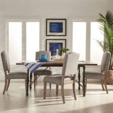 35+ Hendrix Dining Chair Damask Features 158