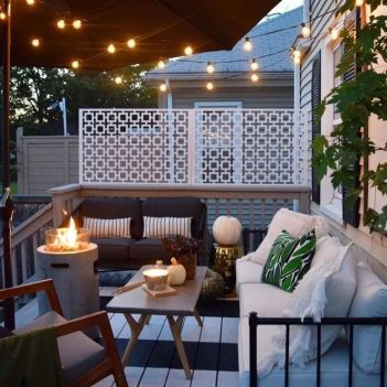 36+ Fresh And Creative Outdoor Patio Secrets 106