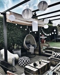 36+ Fresh And Creative Outdoor Patio Secrets 127
